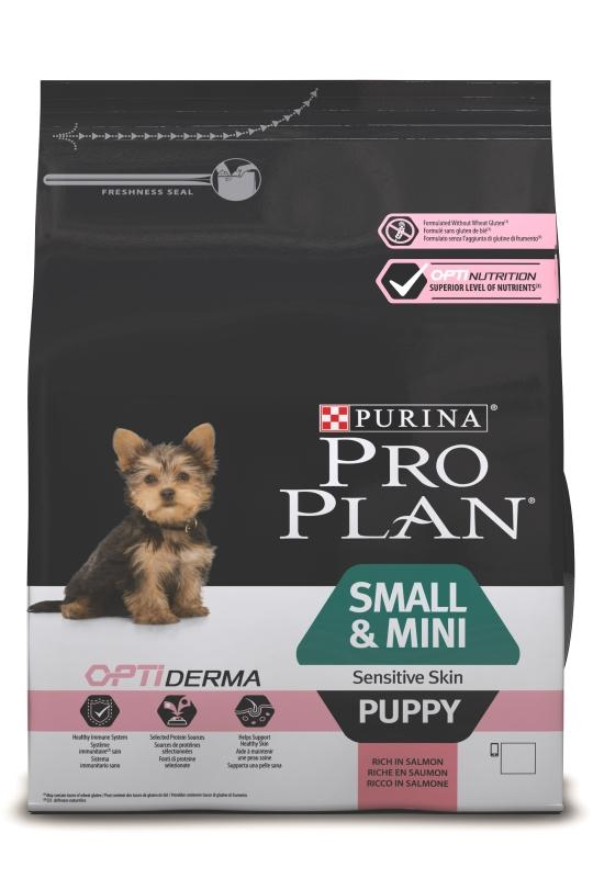 PRO PLAN PUPPY Small SENSITIVE